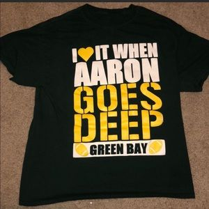 Funny Aaron Rodgers T-shirt